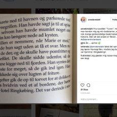 Ny novellesamling fra Anne Bredahl