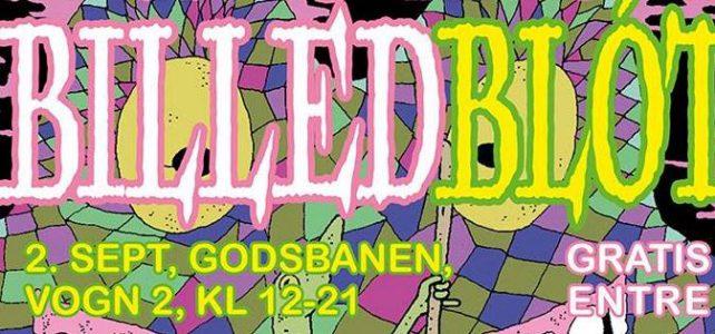 Vi er med på Aarhus Billedblót